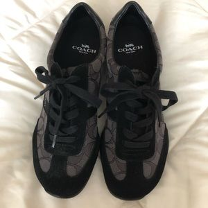 Brand New Coach New York Kelson Suede Sneakers